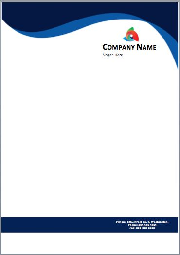 Tips on How to Find the Best Free Letterhead Template ...