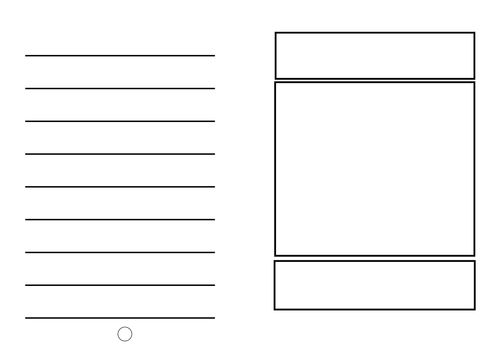 Coloring Pages Printable. perfect collections of blank book ...