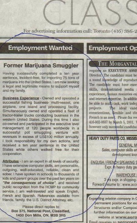 12 Hilarious Help Wanted Ads - help wanted, funny ads - Oddee