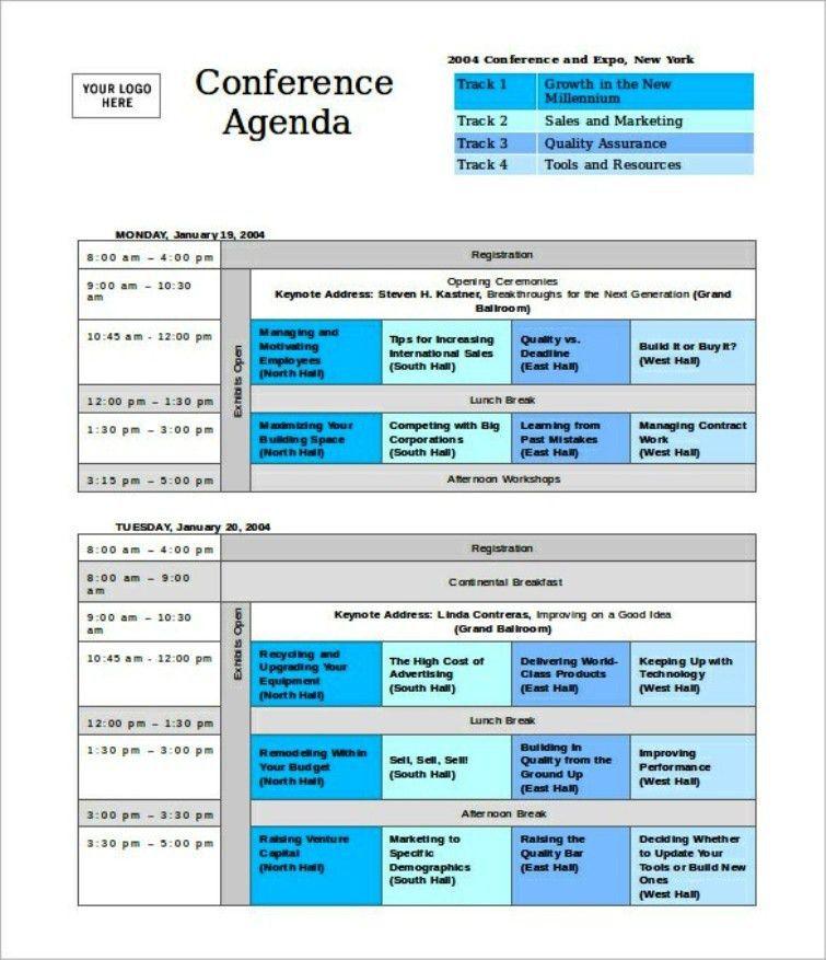 Great Community Meeting Agenda Template Word Format | TemplateZet