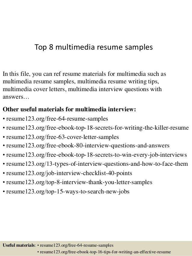 top-8-multimedia-resume-samples-1-638.jpg?cb=1434250100