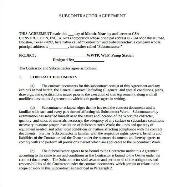 Job Agreement Contract. Zero Hours Job Contract Template Pdf ...