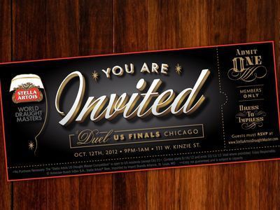 Special Event Ticket | Event ticket, Typography and Fonts