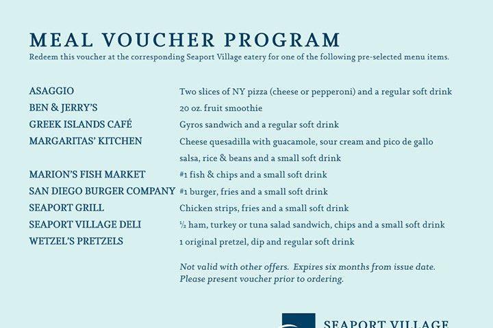 Meal Voucher Template, voucher template u2013 9+ free word, psd ...