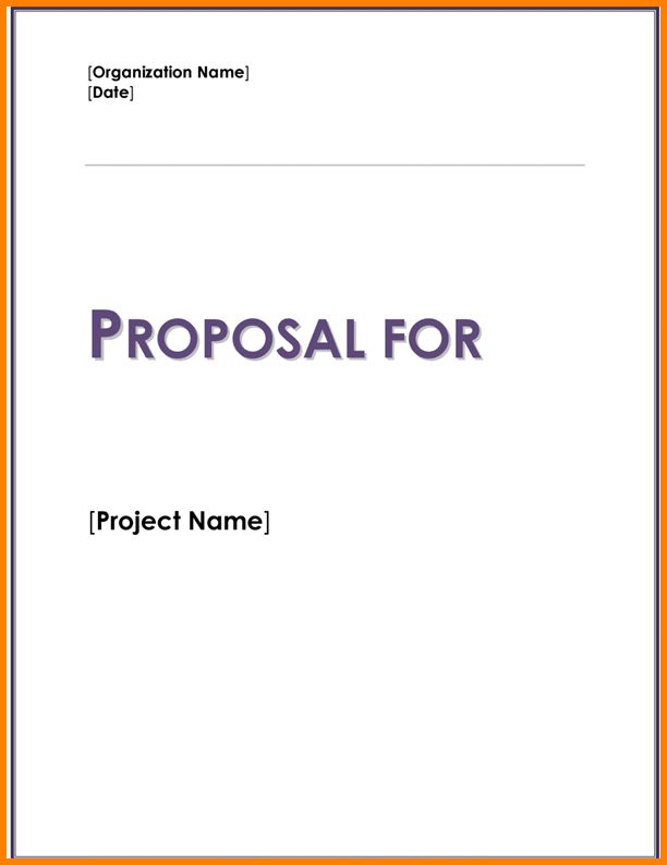6+ fundraising proposal sample | Proposal Template 2017