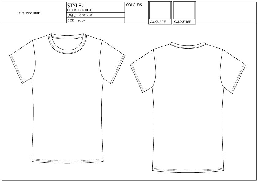 REGULAR FIT TEE, SHORT SLEEVE, CREW NECK - Fashion Services HK