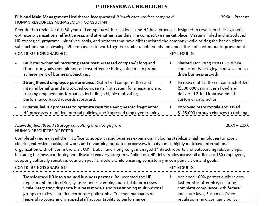 How To Improve Your Resume With 5 Easy-to-Make Resume Changes ...