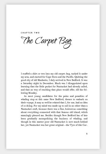 Self-Published Books Get a Major Overhaul with BookDesignTemplates.com
