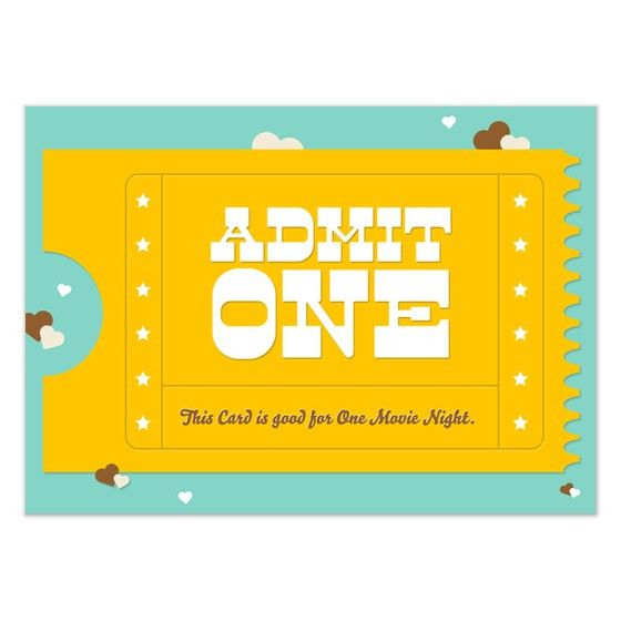 Admit One, Invitations & Cards on Pingg.com