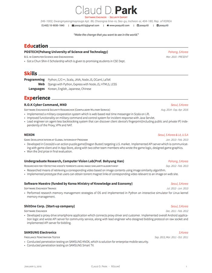 Awesome Resume/CV and cover letter | LaTeX | Pinterest | Resume cv ...