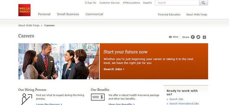 Wells Fargo Application | Online Form & Job Interview Tips