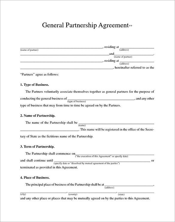 Business Contract Template – 10+ Free Word, PDF Documents Download ...