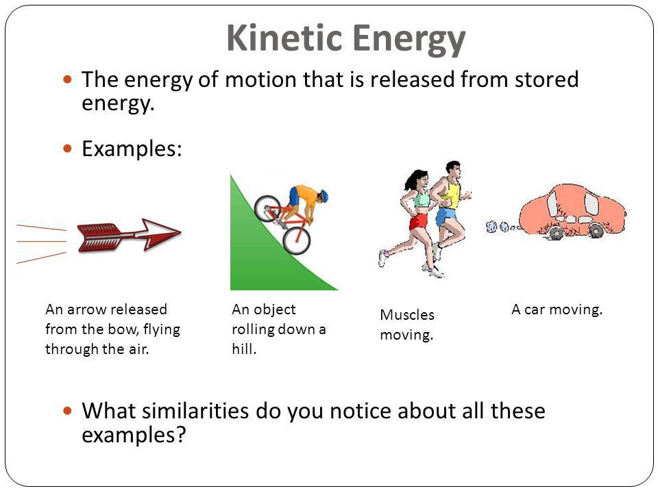 Potential and Kinetic Energy - ppt video online download