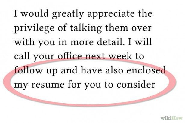 How To End Cover Letter - My Document Blog