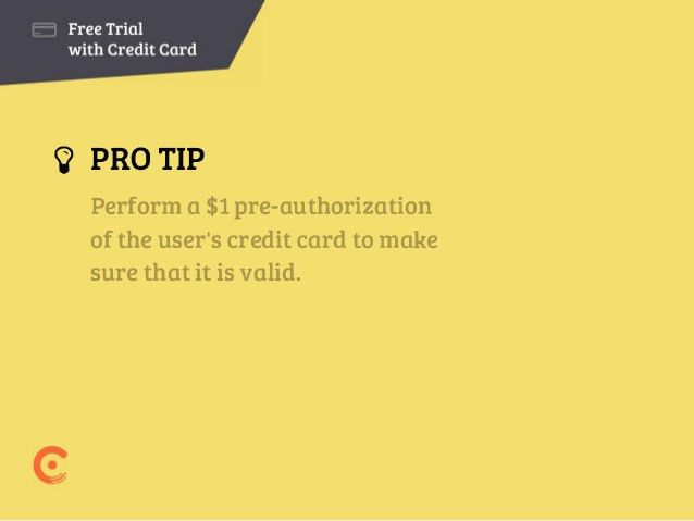 SaaS Free Trials - Credit Card Or No Credit Card? Our Recommendations