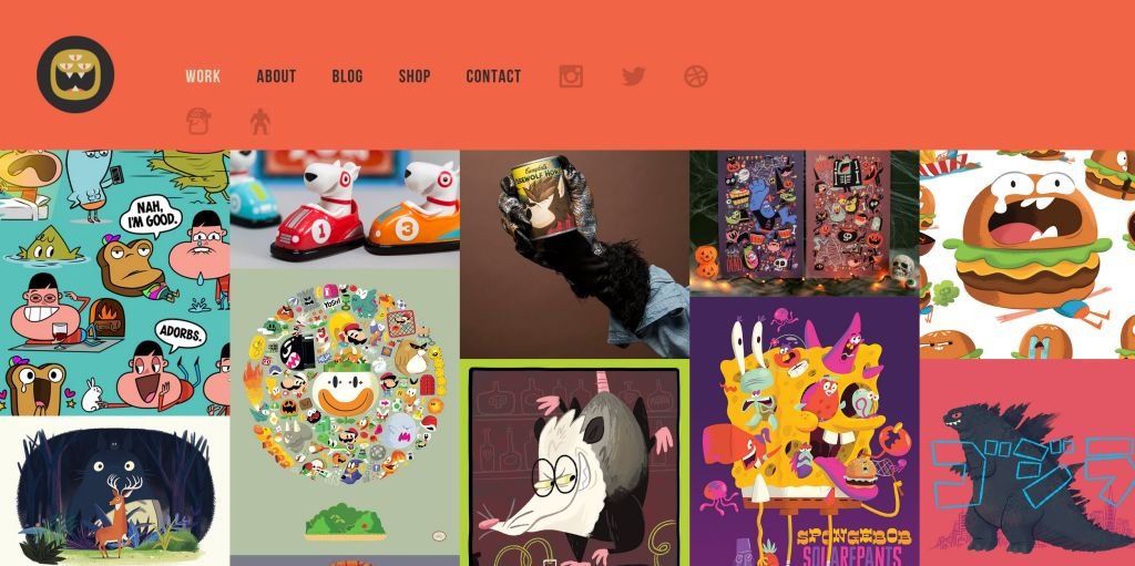 20 Stunning design portfolios you MUST see before (re)designing yours