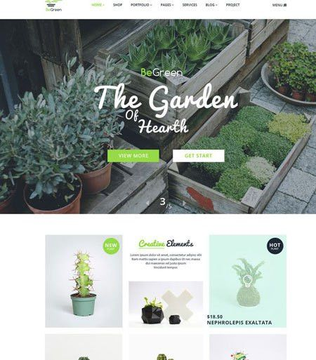 15 WordPress Themes for Lawn Care & Landscaping Businesses - WP Solver
