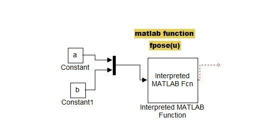 how to use pause command inside embedded matlab in simulink ...
