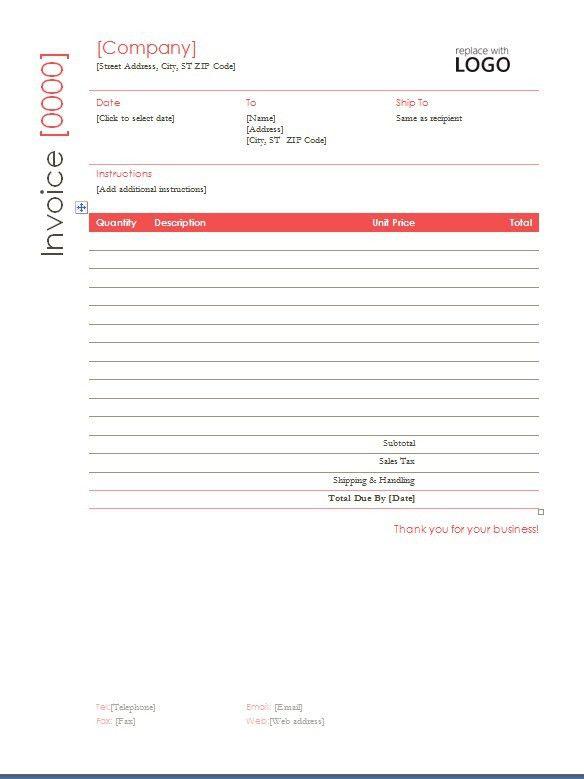 Sample Billing Invoice. Invoice-Template Com 10+ Billing Invoice ...