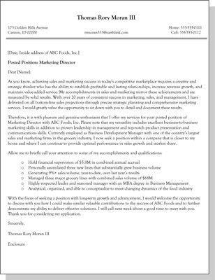 3 Types of Resume Letter Samples - dummies