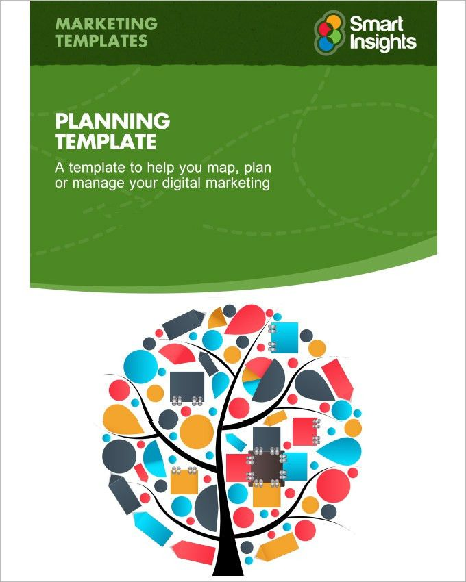 Digital Marketing Plan Template - Free Word, PDF Documents ...