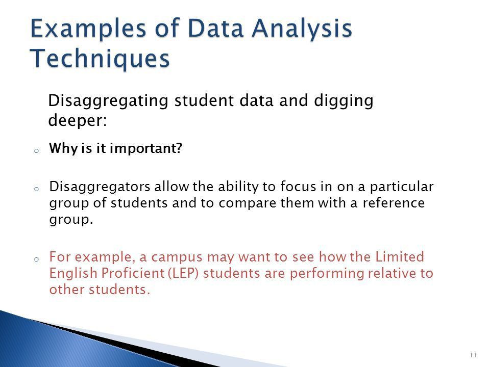 Data Analysis Concepts & Terms - ppt video online download