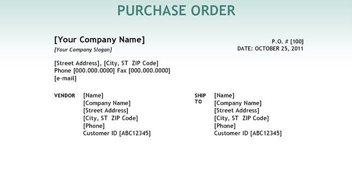 Importance of purchase order for online sellers - Orderhive