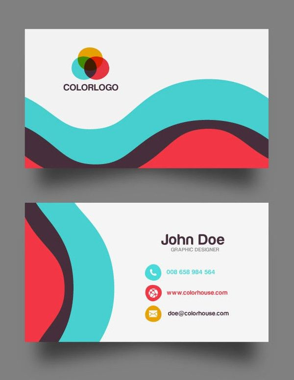 30 Free Business Card PSD Templates & Mockups | Design | Graphic ...