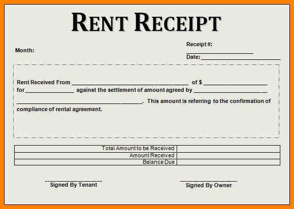 Hra Rent Receipt Format, No More Fake Receipts For Claiming .