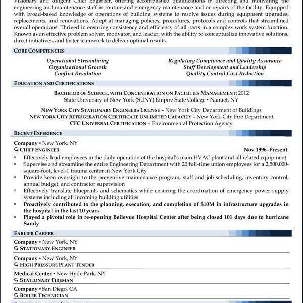 Download Facilities Manager Resume | haadyaooverbayresort.com