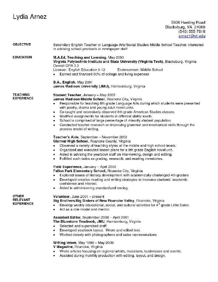 Blank Resume Templates | Download Free & Premium Templates, Forms ...