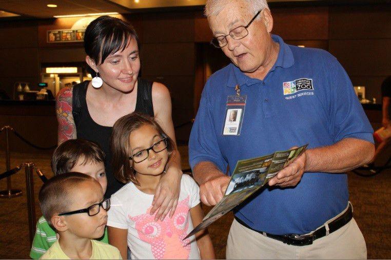Omaha's Henry Doorly Zoo and Aquarium