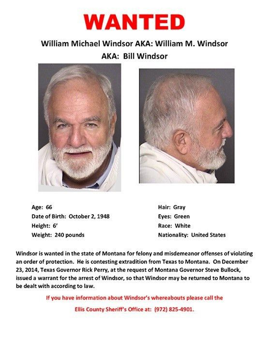 Quick Note from Bill Windsor -- WANTED POSTER -- January 4, 2015 ...