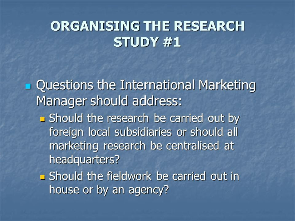 Analysis of risk in international marketing - ppt download