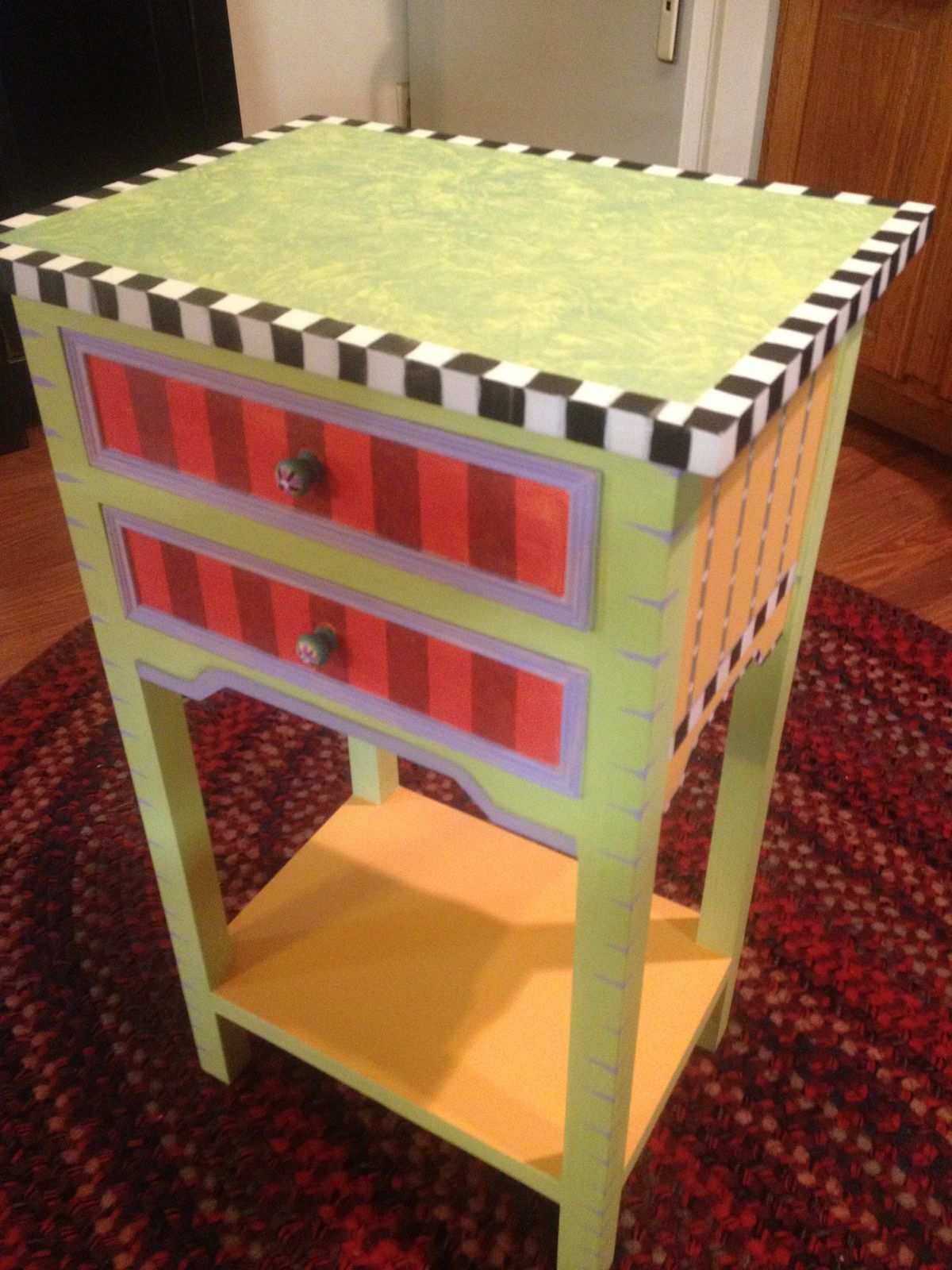 Painted Furniture Funky Painted Furniture And Whimsical Painted Furniture On Pinterest
