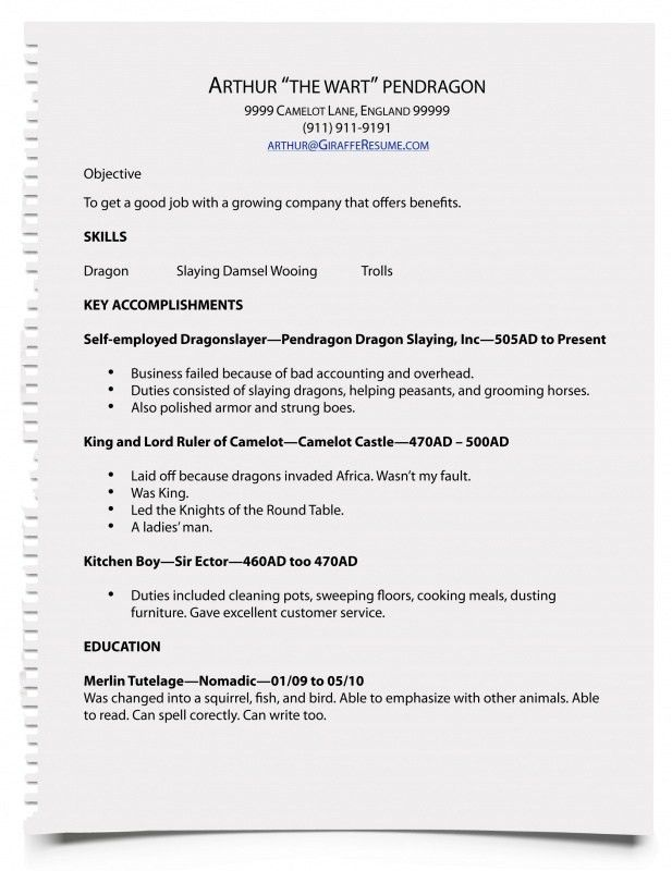 Amazing Write A Resume Pleasurable - Resume CV Cover Letter