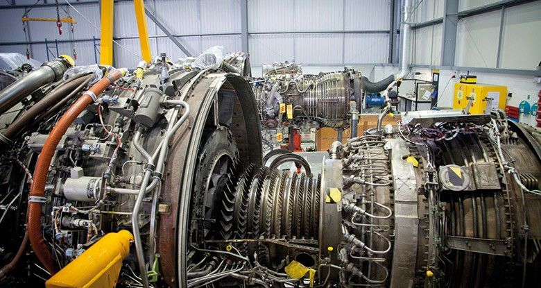 GT Engine Services - Jet engine care and maintenance facility ...