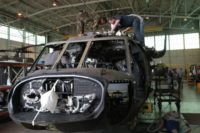 ROTORS, MOTORS, RESET: Fort Campbell Aviation mechanics hover ...