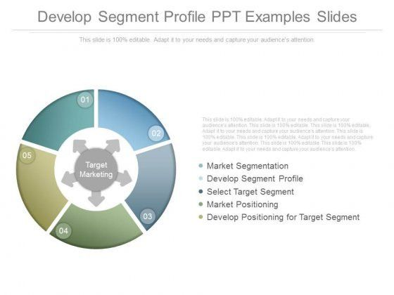 Market segmentation PowerPoint templates, Slides and Graphics