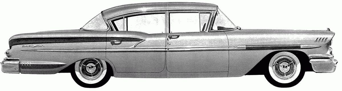 Car Blueprints / Чертежи автомобилей - Chevrolet