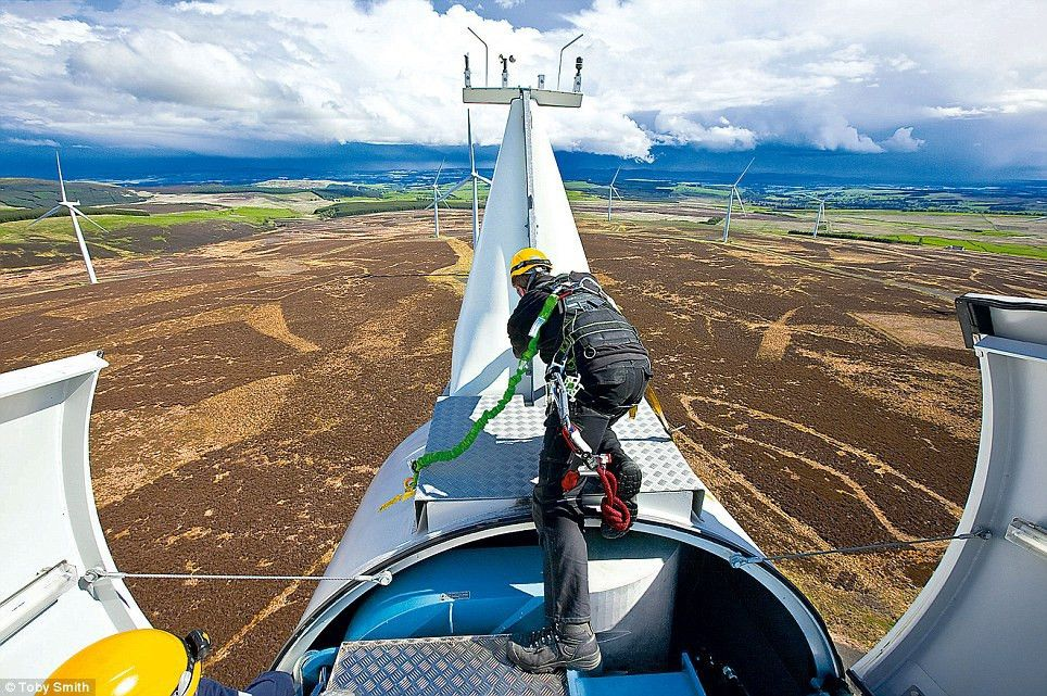 Be A Wind Turbine Technician: What You Really Need