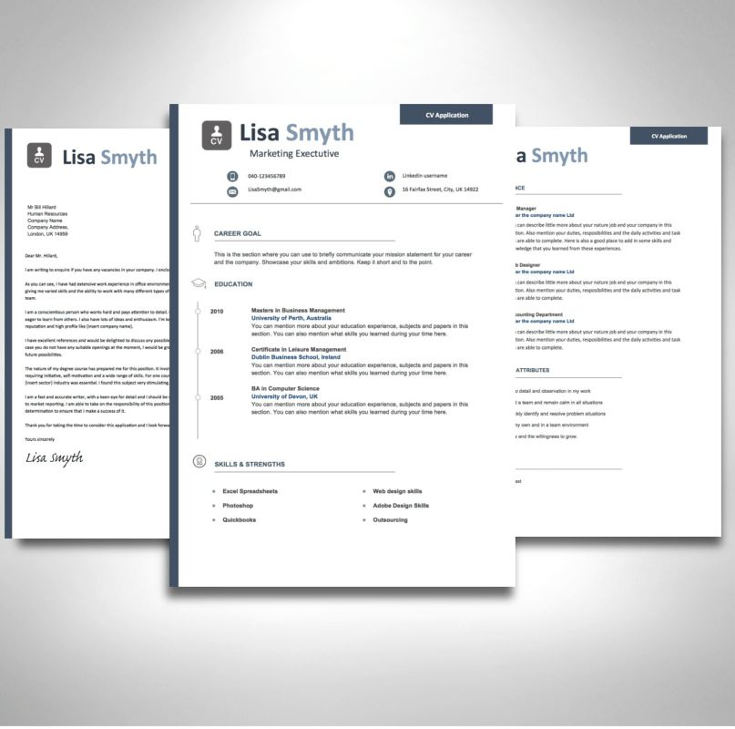 Project Manager Resume Template 2017 - AceCVs