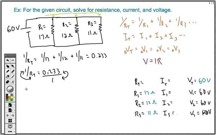 Symbols : Beautiful Parallel Circuit Example What Electrical Is ...