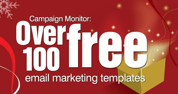 Email marketing templates - free with no strings | Email Marketing