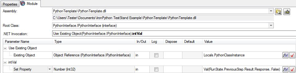Calling Python Scripts In TestStand Using IronPython - Discussion ...