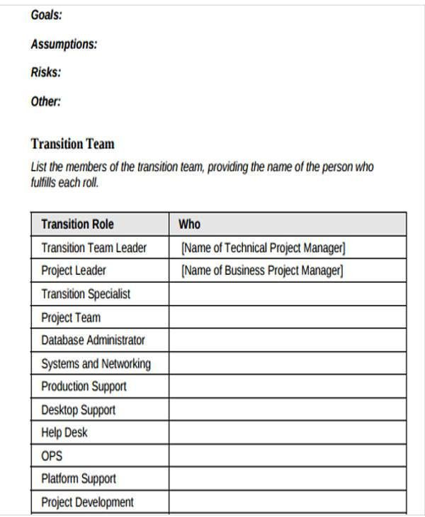 Project Task List Template. Project Task List Template Word ...