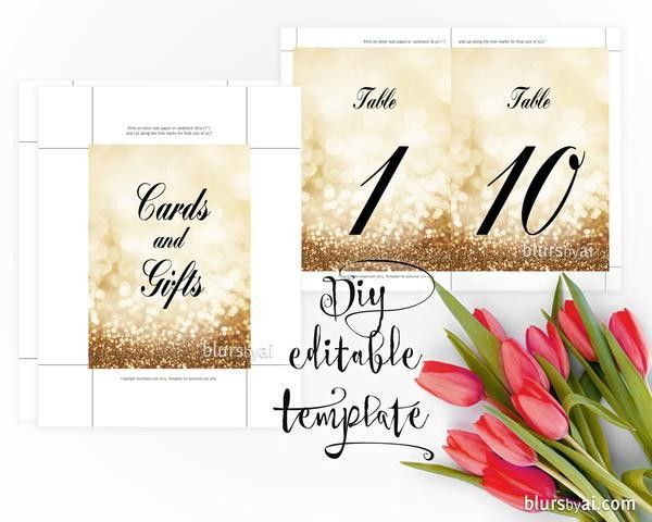 "5x7"" - DIY Printable sign templates for Word. Make your own ..."
