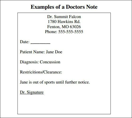 This Hilarious Sick Leave Note From A Doctor Is Going Viral On ...