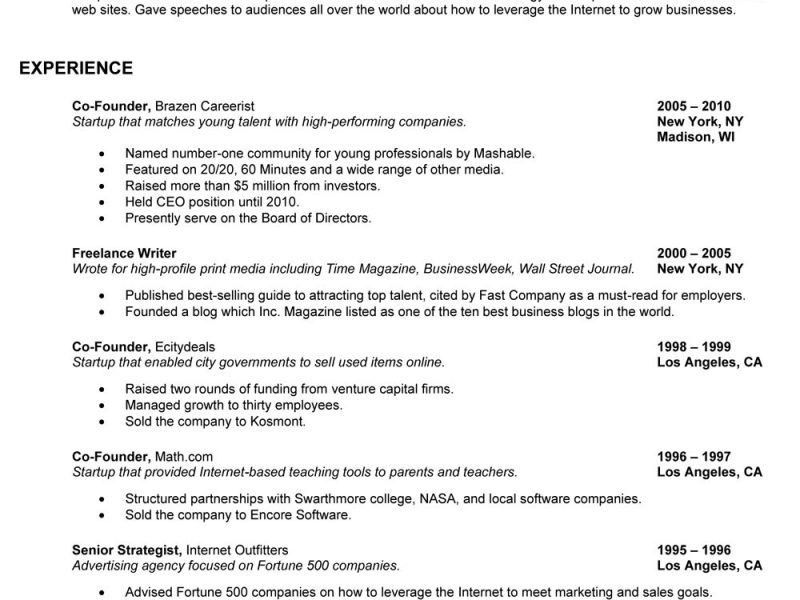 Lofty Design How To Write A Great Resume 6 Write Great Resume ...