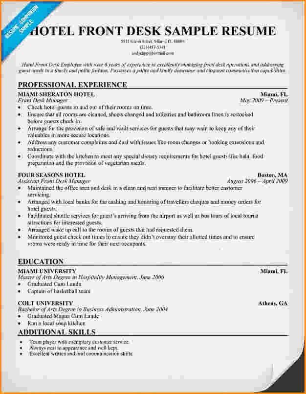 guest service representative resume sample. medical receptionist ...